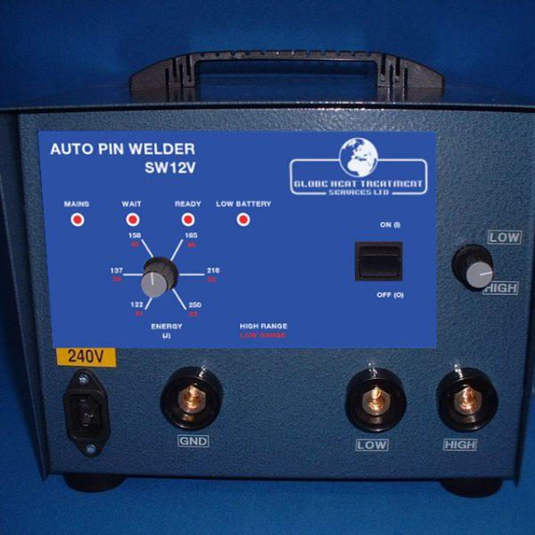 SW12V Auto Pin Welder