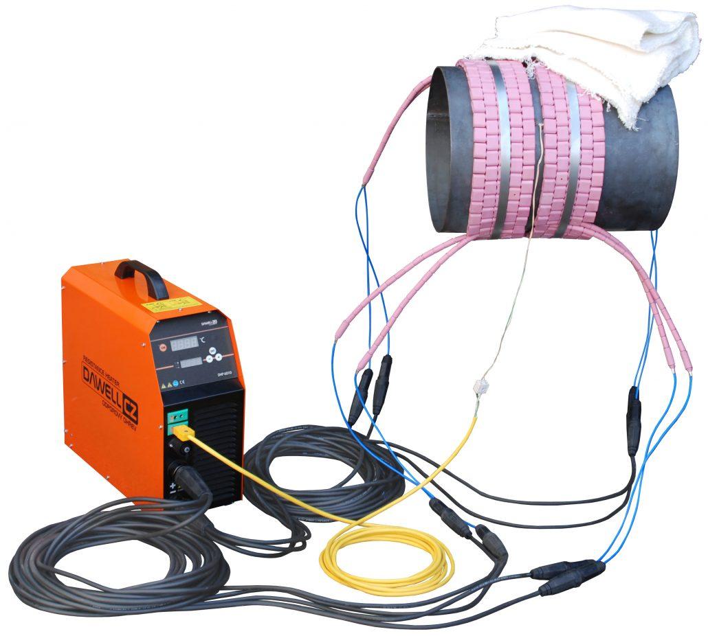 DHC 6510R Inverter Heater